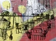 Splinter Het Album - Mo Jammin schetswerk en MoArt