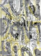 Splinter Het Album - p23 schetswerk en MoArt